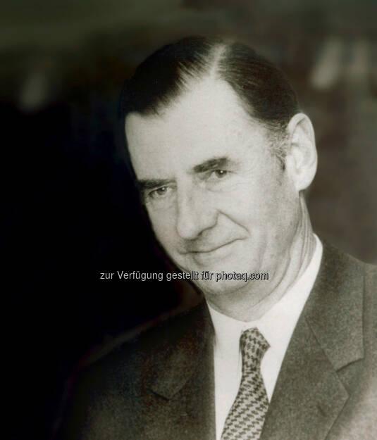 Fred Achammer, Gründer von ATP architekten ingenieure, verstarb im 92. Lebensjahr. Der Architekt, Visionär und Erfinder führte das Büro von 1951 bis 1987. Er galt als Pionier der interdisziplinären Zusammenarbeit von Architekten und Ingenieuren im deutschsprachigen Raum : © ATP architekten ingenieure, © Aussender (19.08.2015)