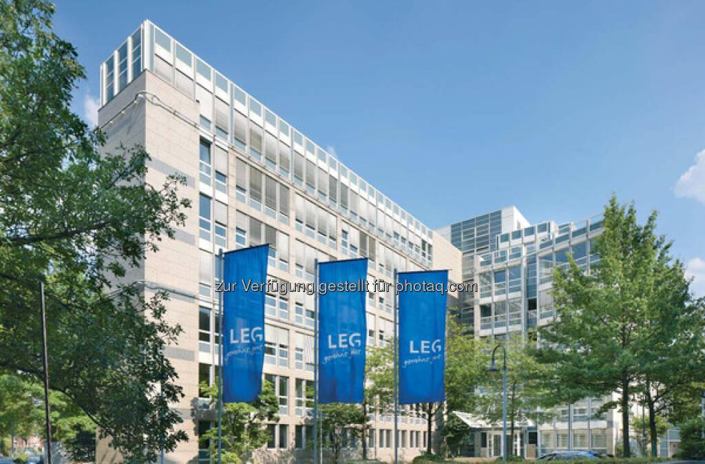 LEG-Hauptsitz Düsseldorf (17.03.2013)