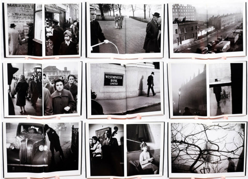 Sergio Larrain - Londres, Fernand Hazan 1998, Beispielseiten, sample spreads - http://josefchladek.com/book/sergio_larrain_-_londres, © (c) josefchladek.com (21.08.2015)