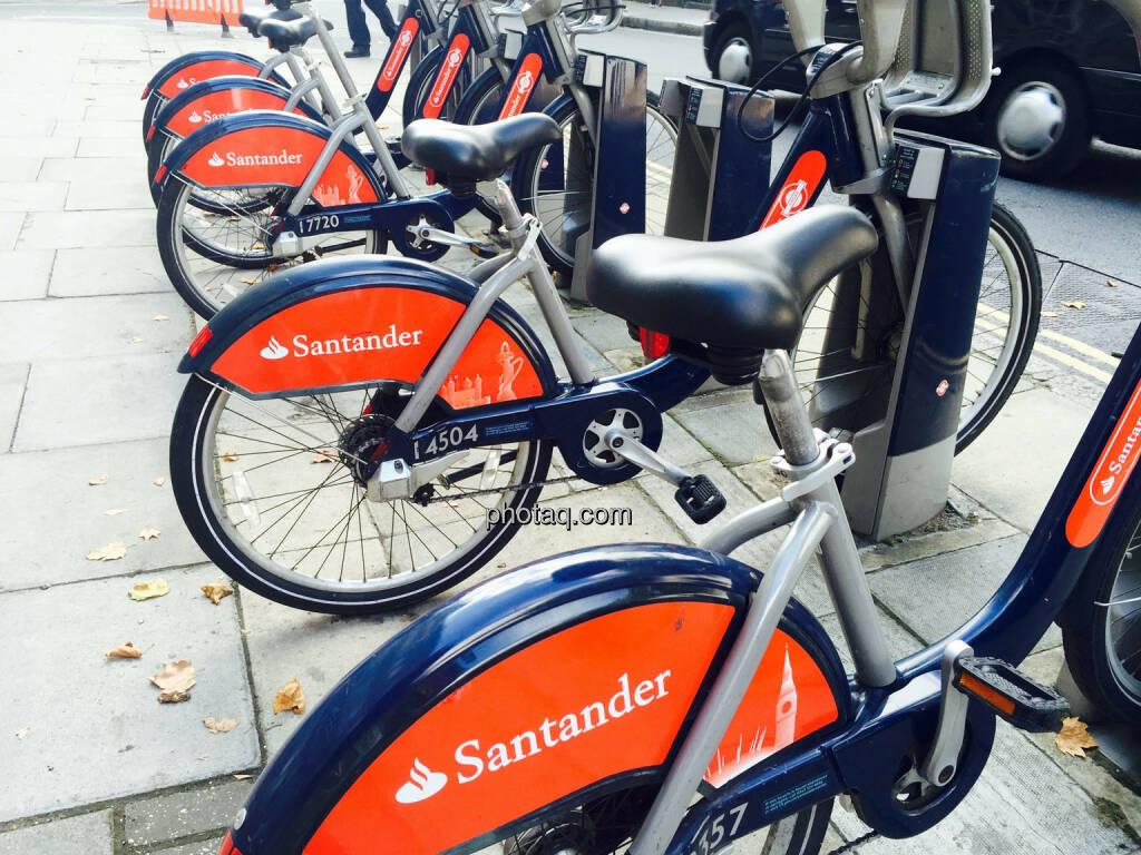 Santander, Rad, Räder, Fahrrad, © photaq.com (21.08.2015)