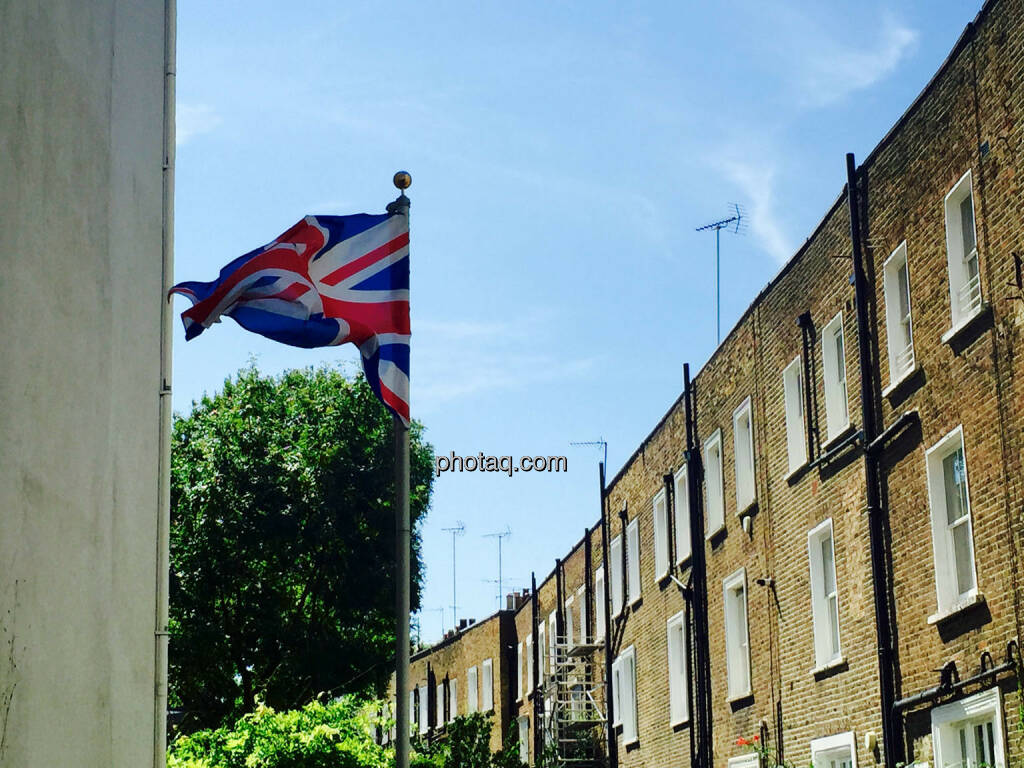 Union Jack, Great Britain, Flagge, © photaq.com (23.08.2015)