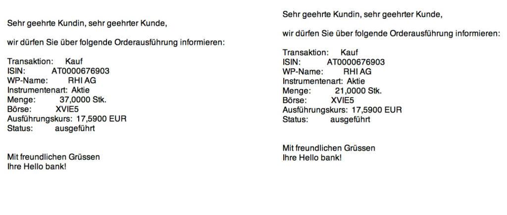 Tag 35: Kauf 58 RHI zu 17,59 Euro (24.08.2015)