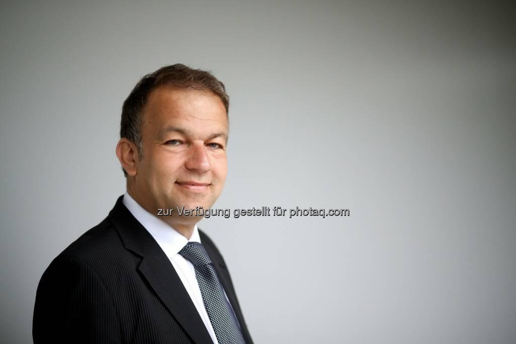 Meinhard Lukas : Designierter Rektor der Johannes Kepler Universität Linz (JKU), wird ab 1. Oktober die Leitung des Softwareparks Hagenberg übernehmen, bis die Professur für Software Science besetzt ist : (c) JKU Weihbold, © Aussendung (24.08.2015)