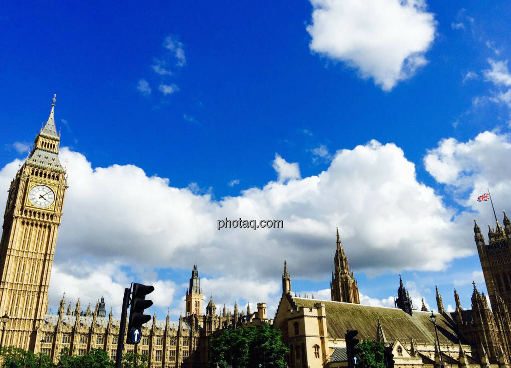 Big Ben, London, © photaq.com (24.08.2015)