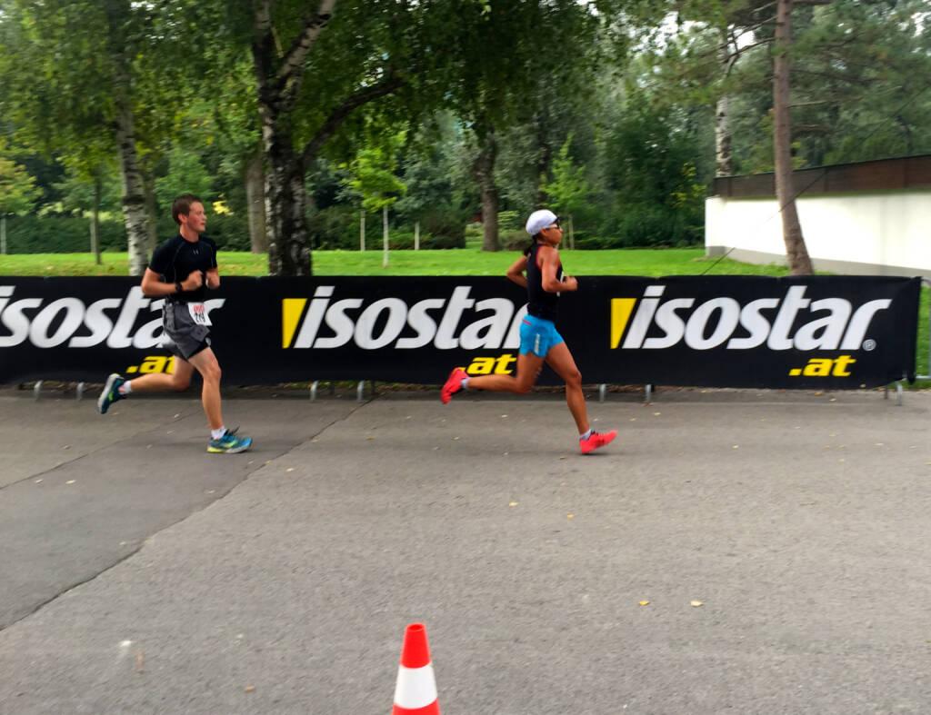 Zwei Rennen Verfolgung (29.08.2015)