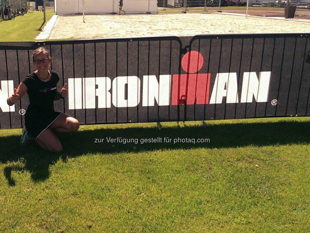 Martina Kaltenreiner, Ironman 70.3, Zell am See (29.08.2015)