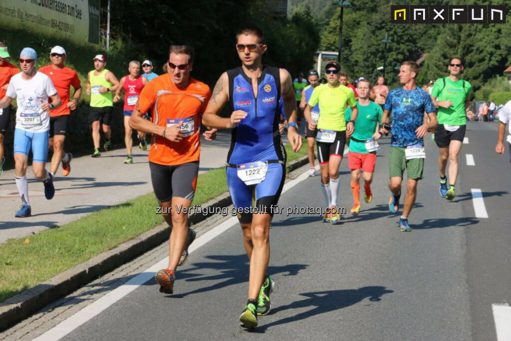 Kärnten läuft, © MaxFun Sports (31.08.2015)