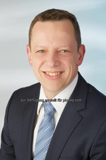 Walter Schwarz wird neuer Leiter des Departments Compliance Österreich und CEE der Bank Austria : © UniCredit Bank Austria Pressestelle, © Aussendung (01.09.2015)