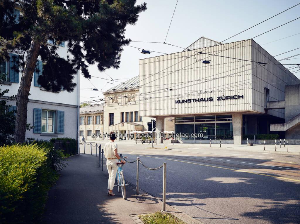 Kunsthaus Zürich : Dada, Miró und die Manifesta : Zürich wappnet sich für ein kunstvolles Jahr 2016, in dem der Dadaismus im Mittelpunkt steht. Bereits im Herbst läuten Ausstellungen das Dada-Jahr ein : Fotograf: Fabian Frinzel/Fotocredit: Zürich Tourismus / Fabian Frinzel, © Aussendung (01.09.2015)
