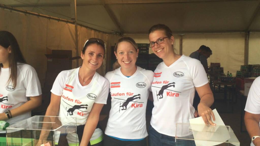 Laufen für Kira Team Drei (03.09.2015)