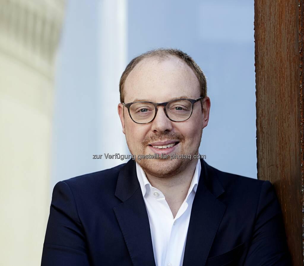 Clemens Trautmann : neuer Präsident Deutsche Grammophon in Berlin : © Universal Music Entertainment GmbH, © Aussendung (03.09.2015)