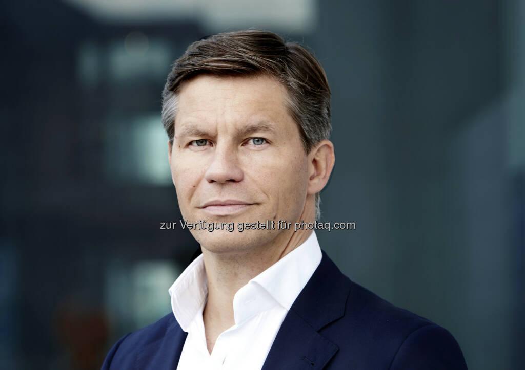Frank Briegmann, President Central Europe Universal Music und Deutsche Grammophon : (c) Universal Music Entertainment GmbH, © Aussender (03.09.2015)