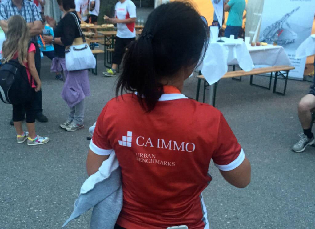 CA Immo beim Wien Energie Business Run 2015 (03.09.2015)