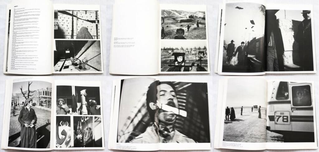 Gilles Peress - Telex Persan, Contrejour 1984, Beispielseiten, sample spreads - http://josefchladek.com/book/gilles_peress_-_telex_persan, © (c) josefchladek.com (06.09.2015)