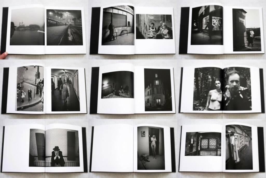 Krass Clement - Paris Carnet de Recherche, Gyldendal 2010, Beispielseiten, sample spreads - http://josefchladek.com/book/krass_clement_-_paris_carnet_de_recherche, © (c) josefchladek.com (11.09.2015)