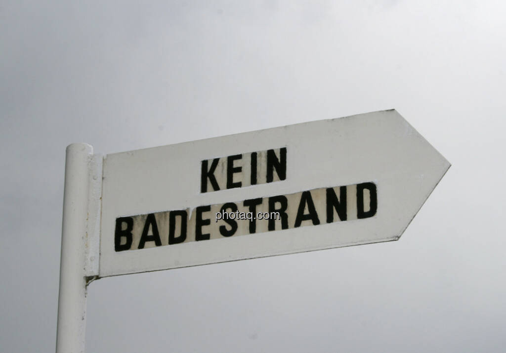 Kein Badestrand, Sommer (21.03.2013)
