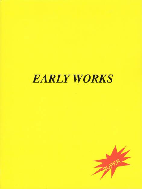 Ivars Gravlejs - Early Works, Self published 2014, Cover - http://josefchladek.com/book/ivars_gravlejs_-_early_works, © (c) josefchladek.com (14.09.2015)