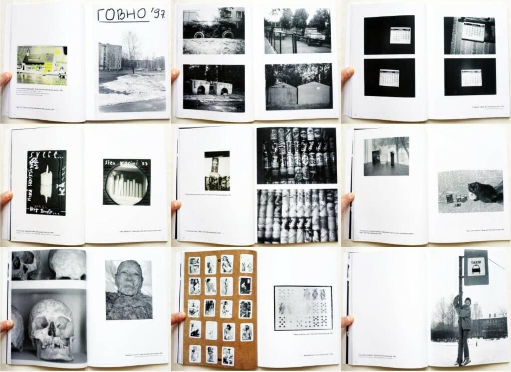 Ivars Gravlejs - Early Works, Self published 2014, Beispielseiten, sample spreads - http://josefchladek.com/book/ivars_gravlejs_-_early_works, © (c) josefchladek.com (14.09.2015)