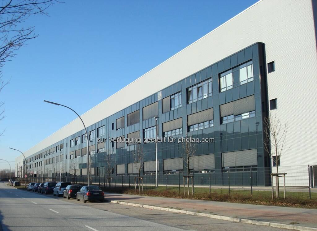 CA Immo verkauft H&M-Logistikzentrum in Hamburg (Bild: CA Immo), © Aussendung (17.09.2015)