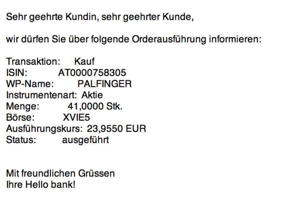 Tag 53: Kauf 41 Palfinger zu 23,955 (17.09.2015)