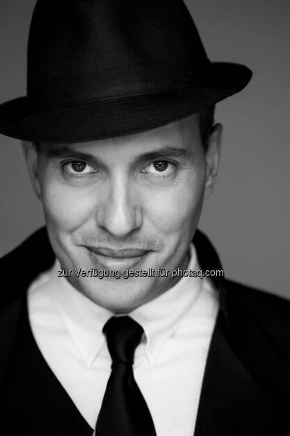 Erwin Schrott : Der uruguayische Star-Bassbariton Erwin Schrott begeistert derzeit als Figaro am Royal Opera House in Covent Garden : © Thommy Mardo, © Aussendung (18.09.2015)
