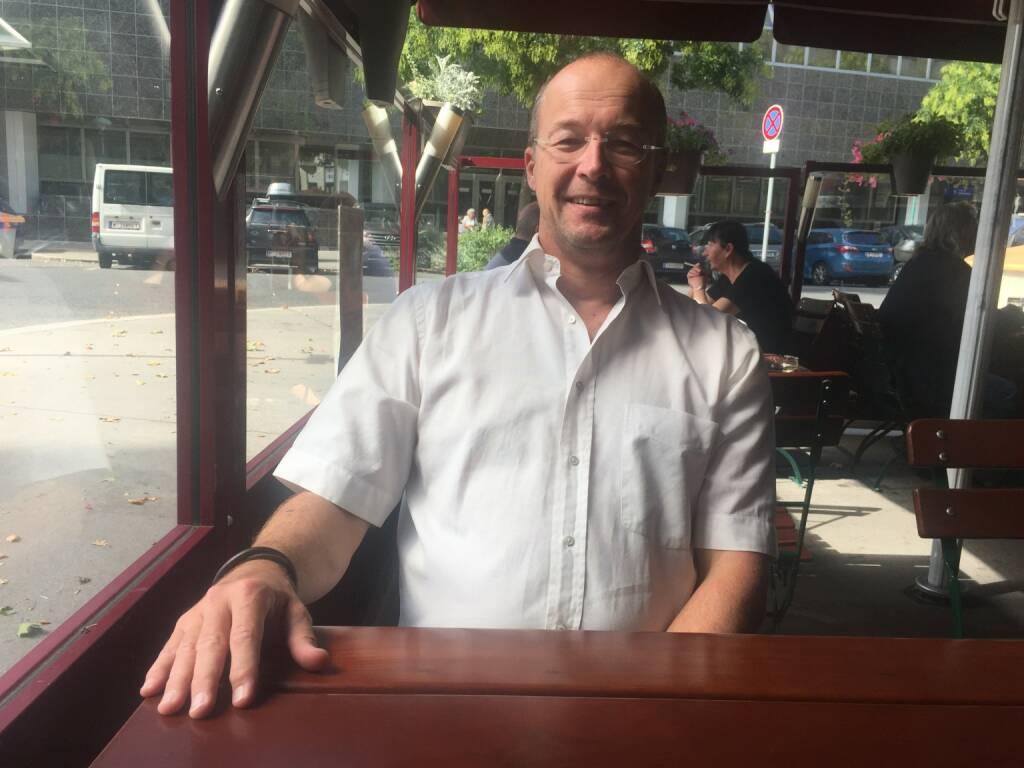 Mit Charly Mauracher beim Orlik (18.09.2015)