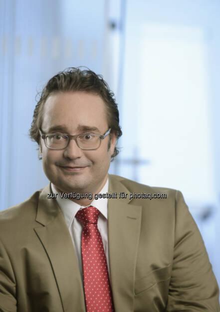 Werner Fischl (GF PremiQaMed Privatkliniken GmbH) : PremiQaMed Gruppe investiert in Privatklinik Confraternität : Fotocredit: PremiQaMed Group, © Aussendung (23.09.2015)