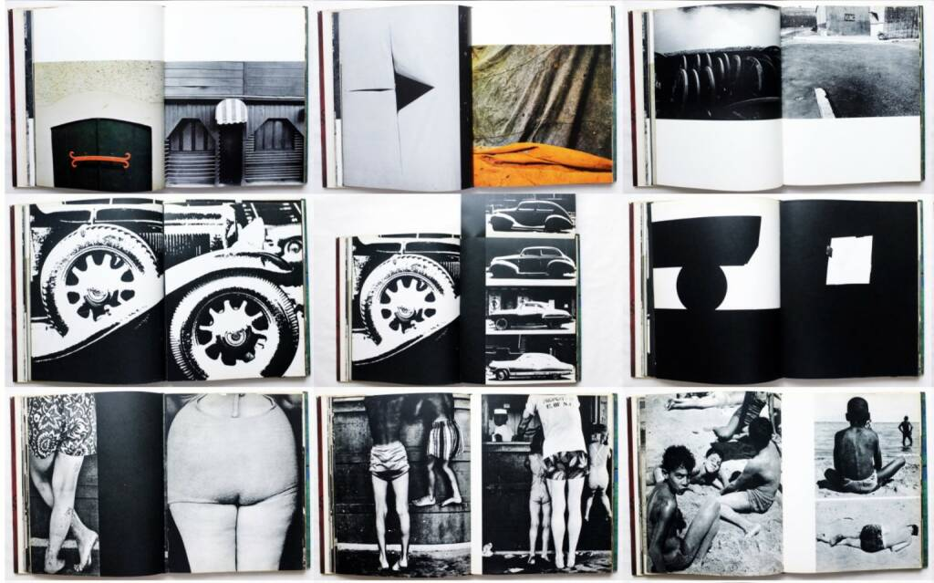 Yasuhiro Ishimoto - Someday Somewhere (Aru hi aru tokoro, 石元泰博 ある日ある所), Geibi Shuppan 1958, Beispielseiten, sample spreads -  http://josefchladek.com/book/yasuhiro_ishimoto_-_someday_somewhere_aru_hi_aru_tokoro_石元泰博_ある日ある所, © (c) josefchladek.com (24.09.2015)