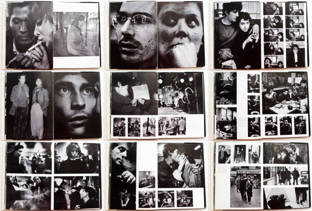 Ed van der Elsken - Love on the Left Bank, Andre Deutsch 1956, Beispielseiten, sample spreads - http://josefchladek.com/book/ed_van_der_elsken_-_love_on_the_left_bank, © (c) josefchladek.com (26.09.2015)