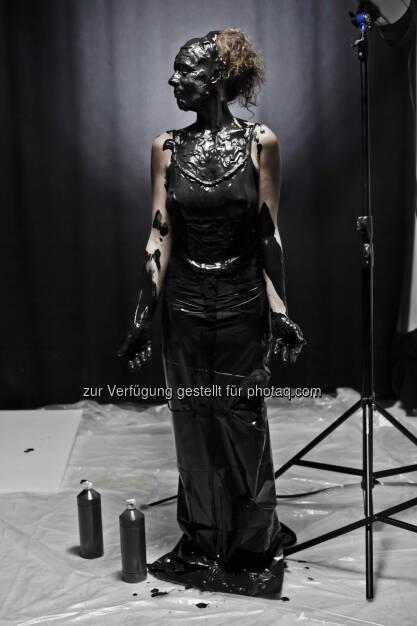 © Bella Angora : das weisse haus freut sich, die Herbstsaison 2015/16 mit einer Einzelausstellung von Bella Angora zu eröffnen : Fotocredit: Bella Angora, © Aussendung (28.09.2015)