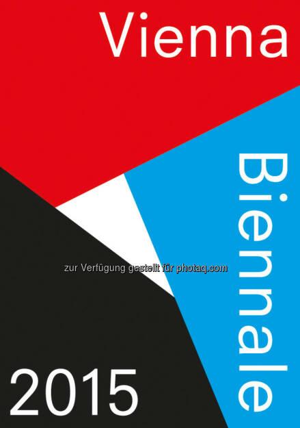 Logo Vienna Biennale 2015: Finissage der Vienna Biennale zugunsten von Flüchtlingen im MAK : Freier Eintritt zum Finale und Spendenaufruf : Das MAK verzichtet zur Finissage am 4. Oktober 2015 auf die Eintrittsgelder und bittet stattdessen in Zusammenarbeit mit der Caritas um Spenden für die Flüchtlingshilfe : Fotocredit: buero bauer, © Aussender (29.09.2015)