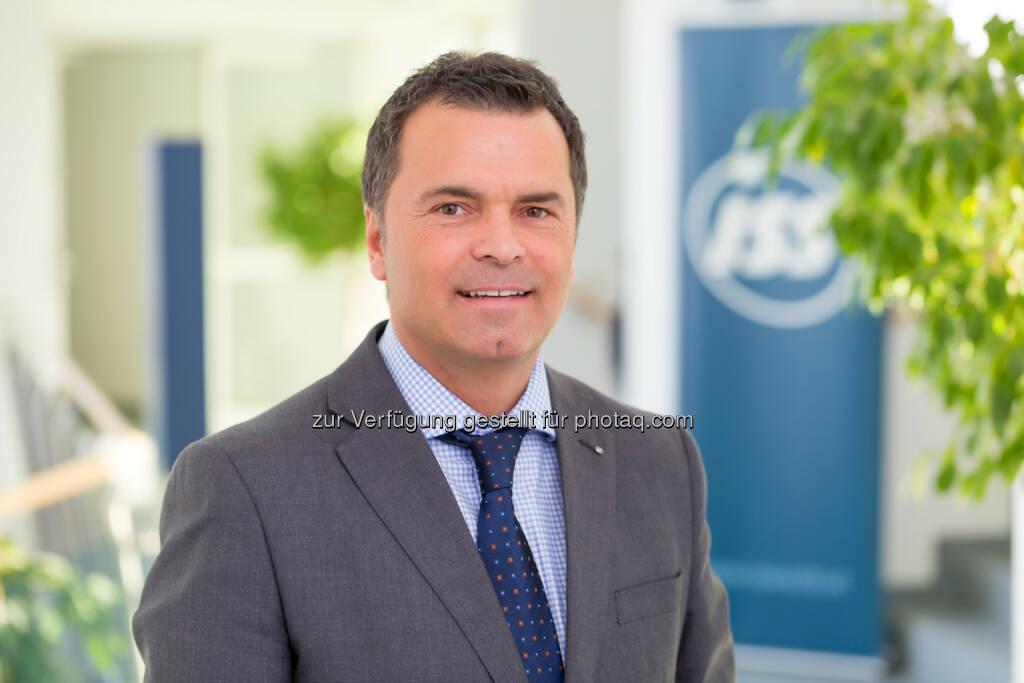 Erich Steinreiber (CEO, ISS Österreich) : ISS Facility Services GmbH : Arbeitsplätze für 100 Flüchtlinge : Fotocredit: ISS/Schedl, © Aussendung (29.09.2015)