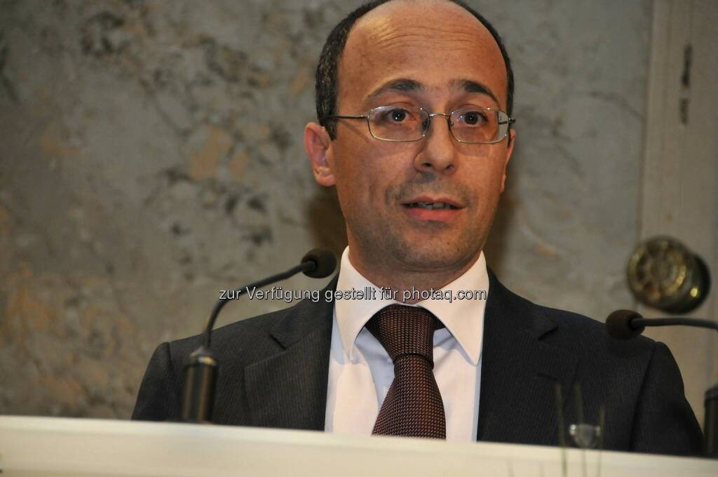 Salvatore Gnoni (EU-Kommission) (15.12.2012)