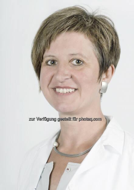 Elisabeth Zwettler : Neue Ärztliche Direktorin im Hanusch-Krankenhaus ab 1. Oktober 2015 : Fotocredit: WGKK, © Aussendung (29.09.2015)