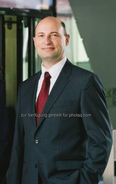 Alexander Egyed : Neuer Vizerektor für Forschung an der Johannes Kepler Universität in Linz : © JKU, © Aussendung (29.09.2015)