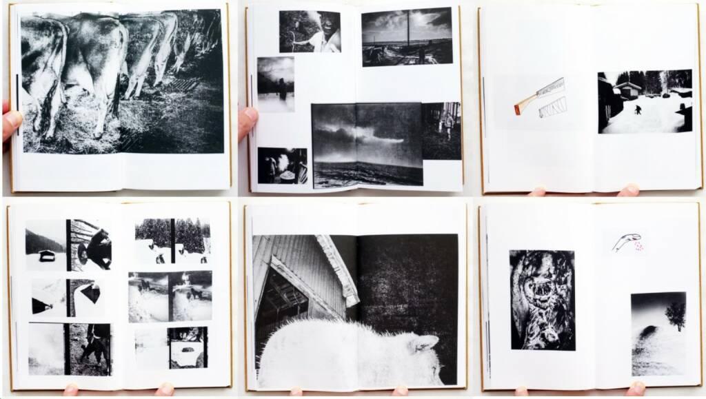 Hajime Kimura - Scrap Book, Kettler Verlag 2015, Beispielseiten, sample spreads - http://josefchladek.com/book/hajime_kimura_-_scrap_book, © (c) josefchladek.com (30.09.2015)