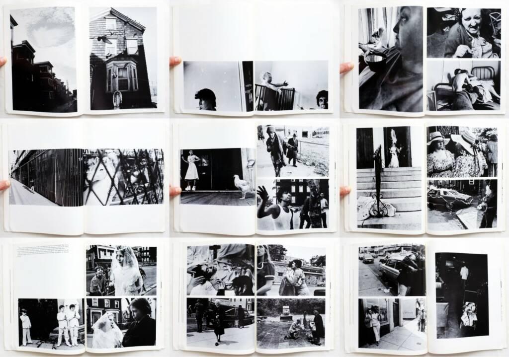 Eugene Richards - Dorchester Days, Many Voices Press 1978, Beispielseiten, sample spreads - http://josefchladek.com/book/eugene_richards_-_dorchester_days, © (c) josefchladek.com (30.09.2015)