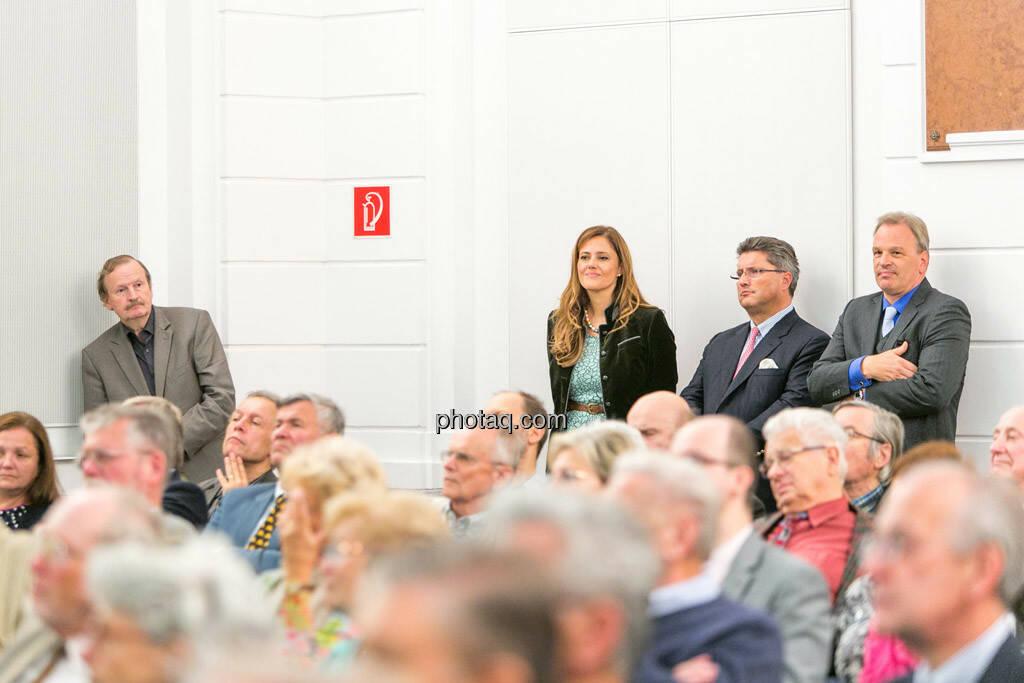 Milena Ioveva, Karl-Heinz Strauss, Porr, Andreas Feuerstein, S Immo, © photaq/Martina Draper (01.10.2015)