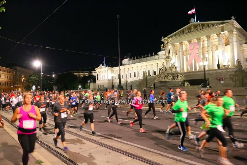 erste bank vienna night run 2015, © leisure.at/Ludwig Schedl (02.10.2015)