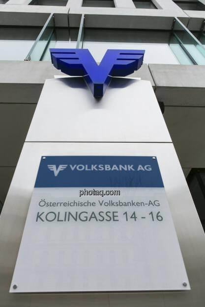 Volksbank, © Martina Draper (21.02.2013)