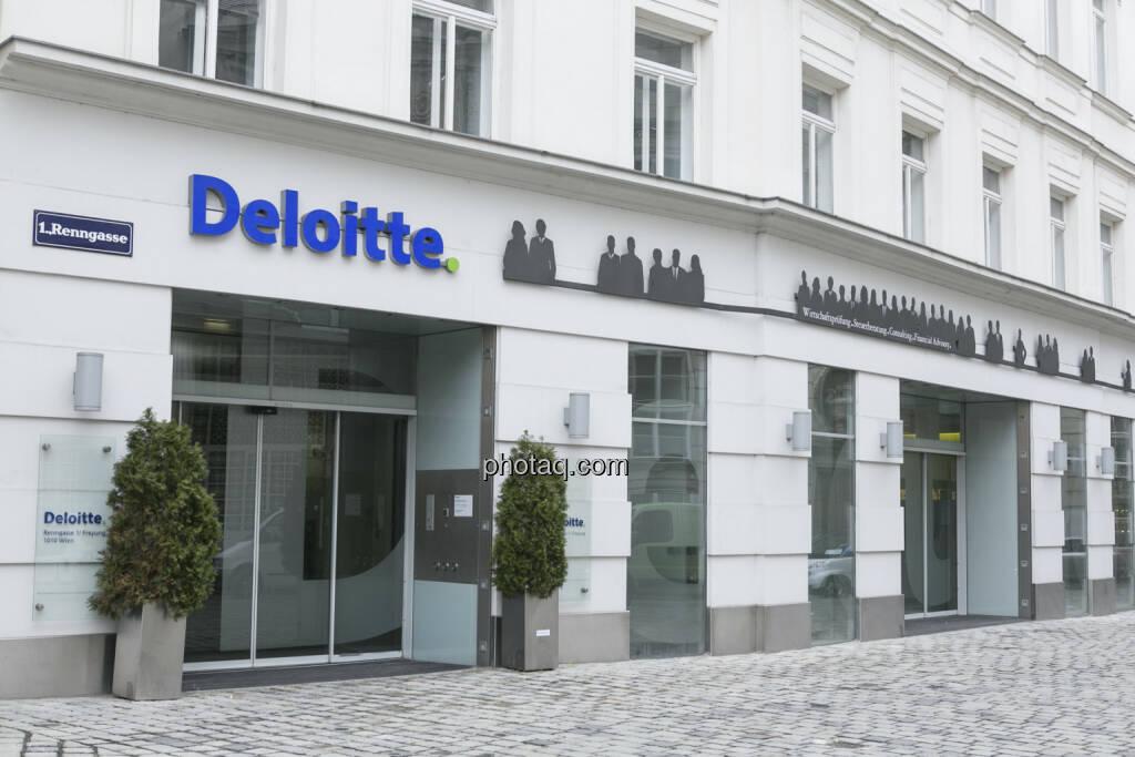 Deloitte, © Martina Draper (21.02.2013)