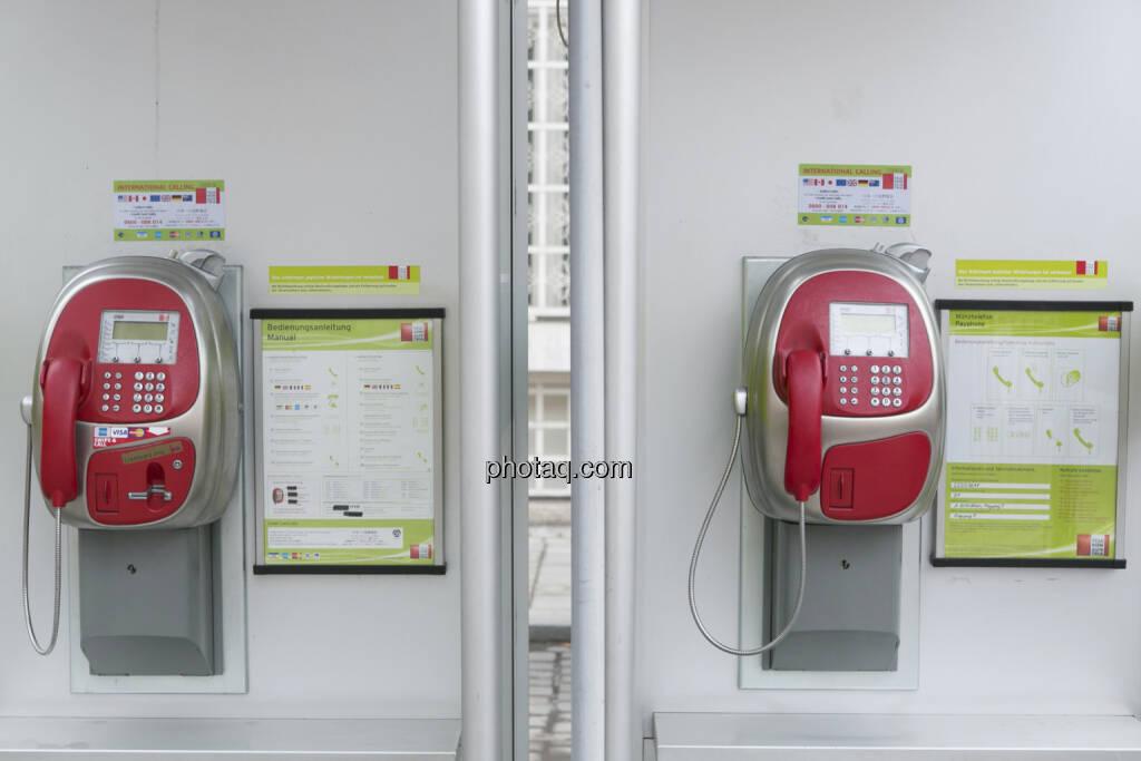Telekom Austria, Telefonzelle, © Martina Draper (21.02.2013)