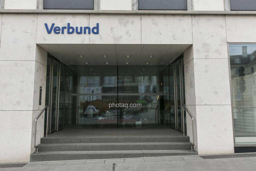 Verbund Headquarter, © Martina Draper (21.02.2013)