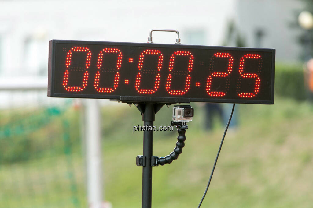 Zeit, timing, Zeitnehmung, © Martina Draper/photaq (04.10.2015)