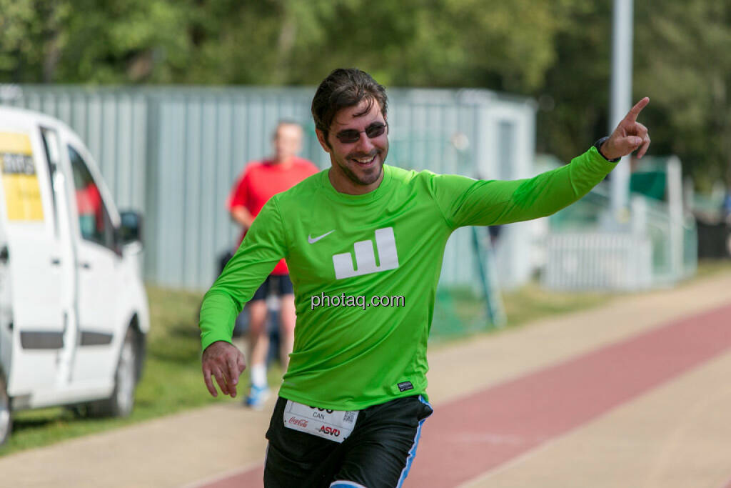 Team wikifolio Runplugged Runners, © Martina Draper/photaq (04.10.2015)