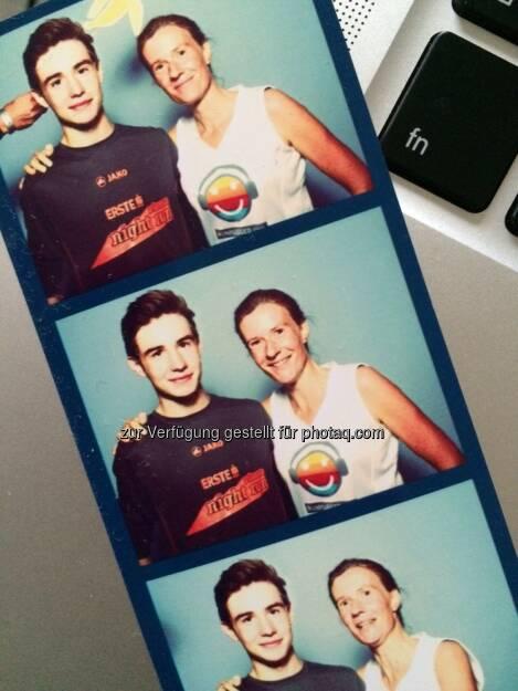 Fotostreifen, Fotoautomat, © Martina Draper (04.10.2015)
