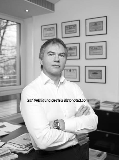 Tom Stubbe Olsen : Value-Manager Tom Stubbe Olsen überträgt Anodos die Vertriebskoordination für eigene Value-Fonds in Deutschland : (C)EVPartners, © Aussendung (08.10.2015)