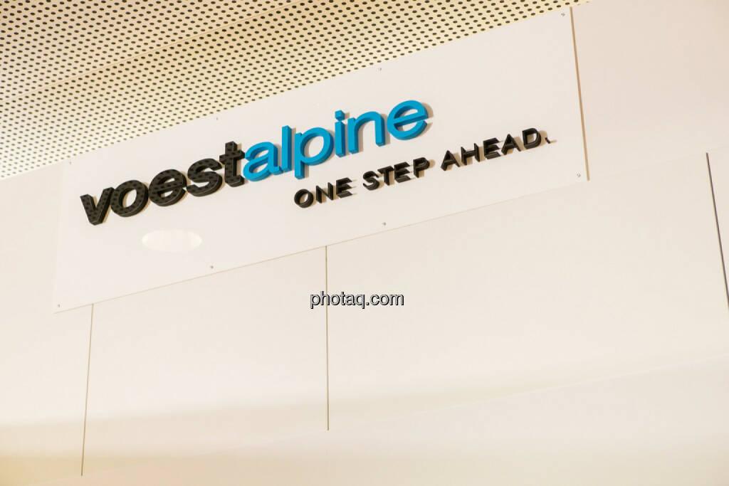voestalpine, © Martina Draper/photaq (15.10.2015)