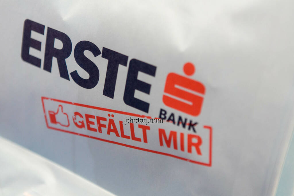 Erste Bank, Erste, Erste Group, gefällt mir, © Martina Draper/photaq (15.10.2015)