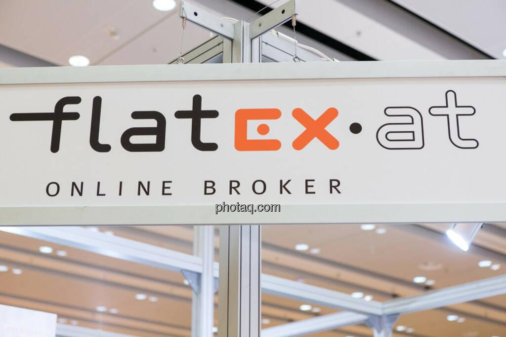 flatex, © Martina Draper/photaq (15.10.2015)